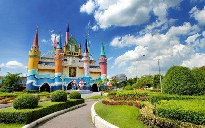 اماكن سياحية في بانكوك للاطفال