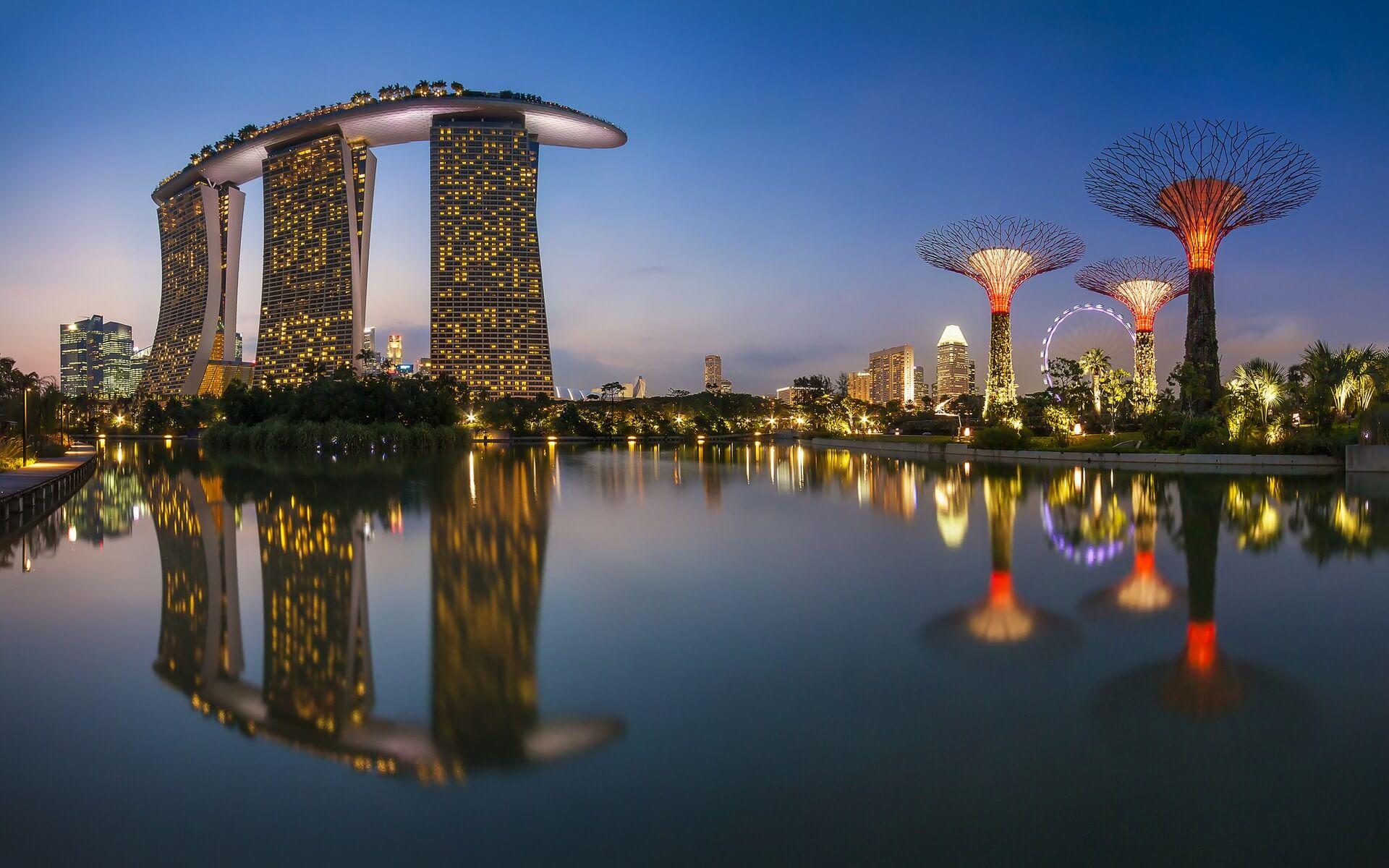 Singapur Hakkında