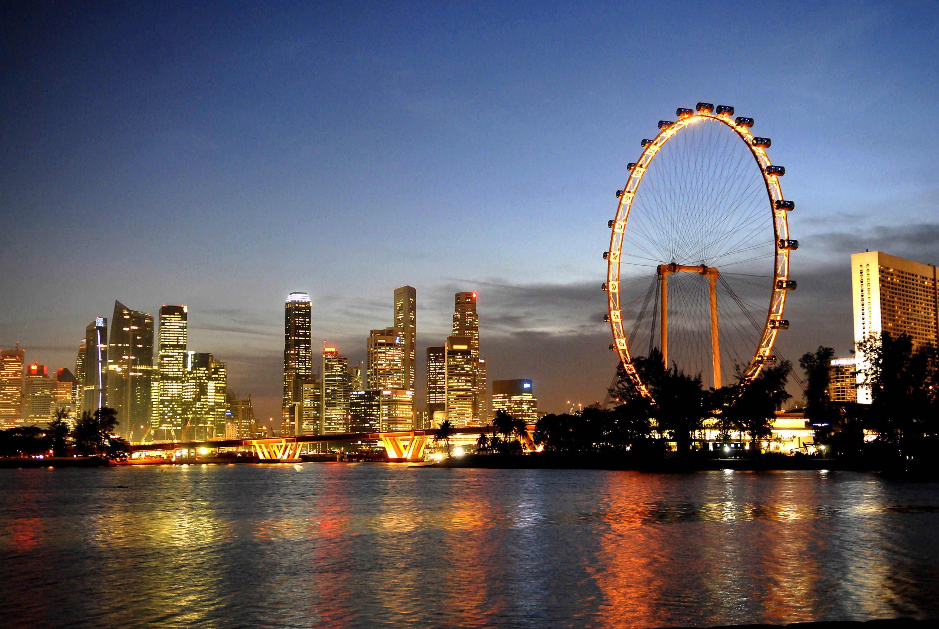 Singapur döner direksiyonunda en iyi 6 aktiviteleri