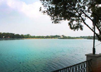 Tour dans le lac Seto Babacan