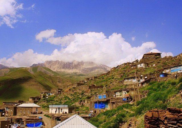 قرية خيناليق أبرز وجهات أذربيجان