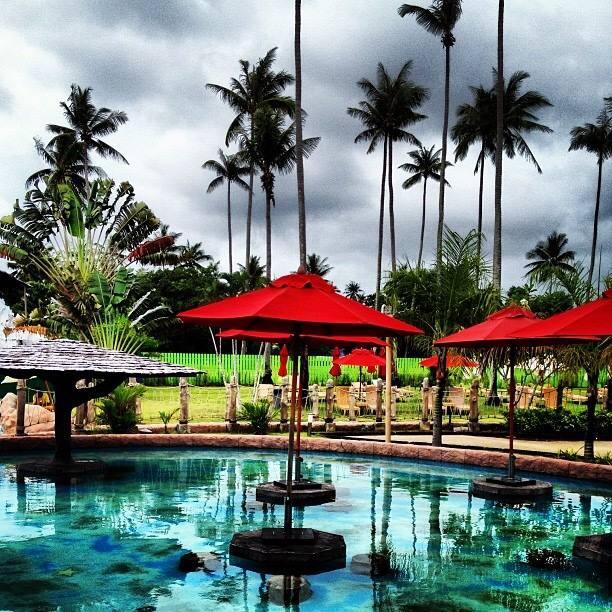 حديقة بوذا السريه كوساموى تايلاند