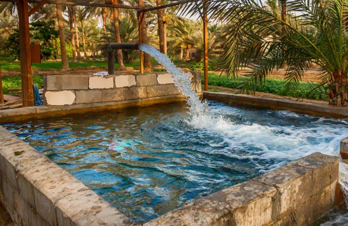 اهم الانشطة السياحية فى واحة الاحساء فى السعودية