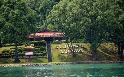 جزیره سنت جان