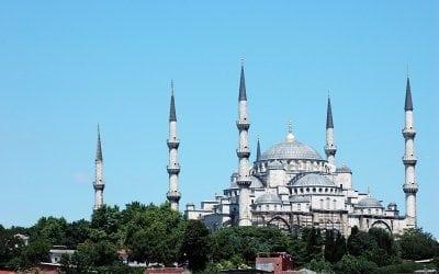 جامع السليمانيه باسطنبول