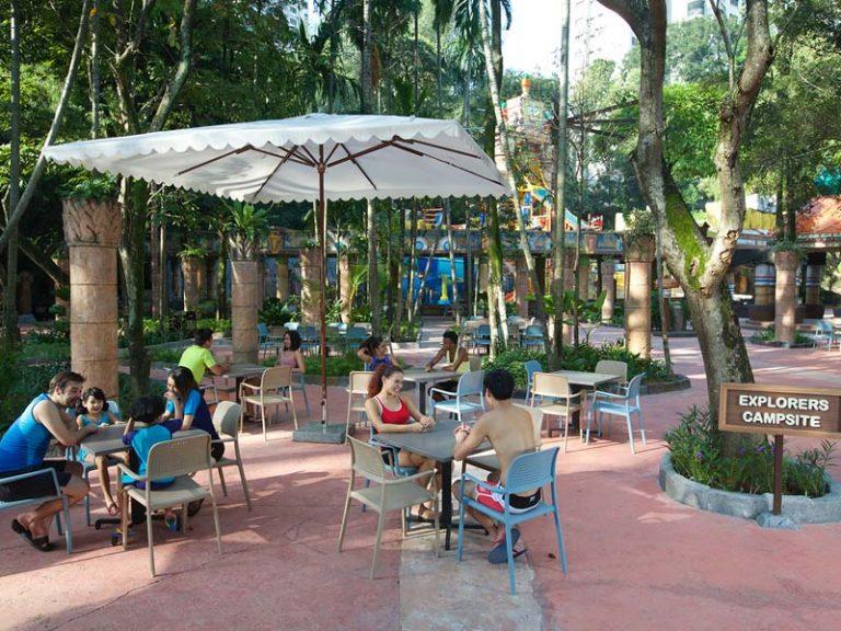 أهم 6 اماكن في صن واي لاجون سيلانجور ماليزيا