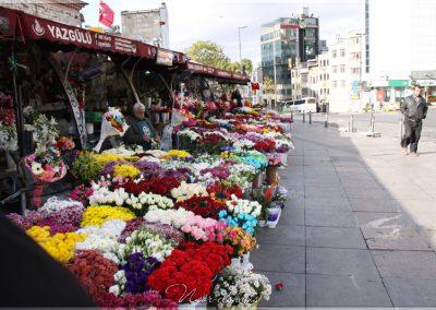 ميدان تقسيم في اسطنبول