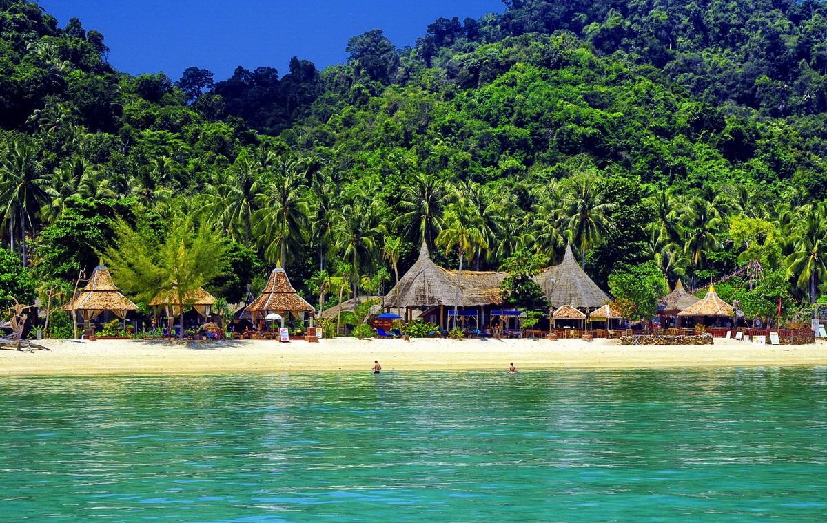 افضل الانشطة فى جزيرة الرومانسيه كونجاى تايلاند