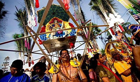 أهم المهرجانات الماليزية