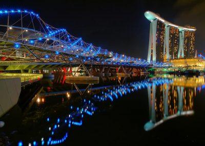جسر الحلزون