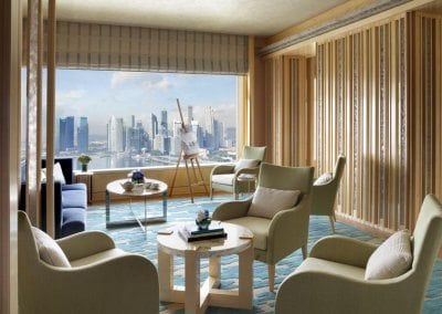 ذا ريتز كارلتون ميلينيا The Ritz Carlton Millenia