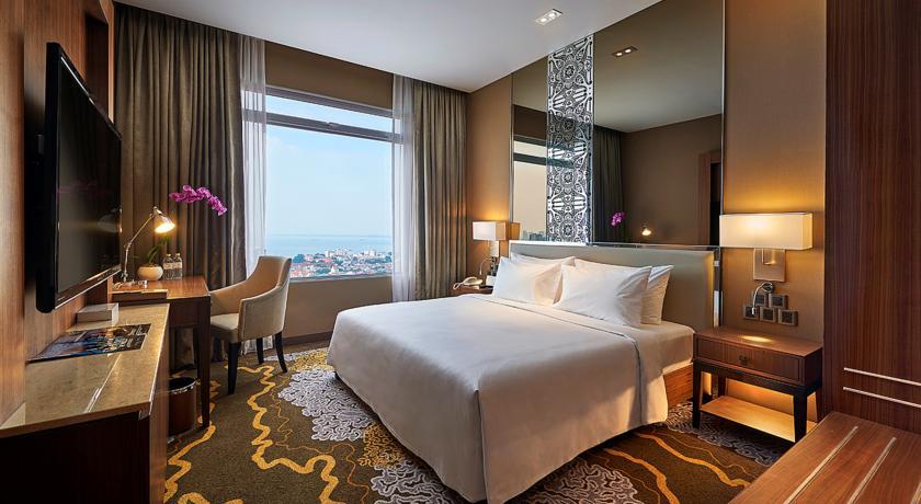 افضل 10 من فنادق بينانج ماليزيا الموصى بها 2018