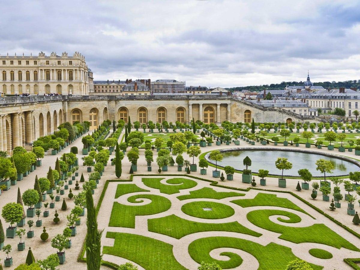 قصر فرساي فرنسا