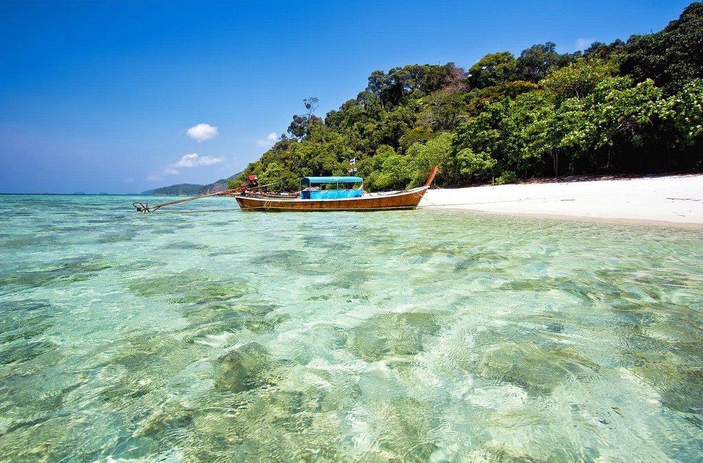 Trang کے قریب سب سے خوبصورت ساحل سمندر