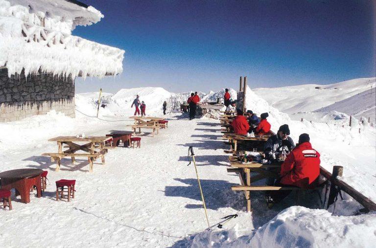 أنشطة في جبل اولوداغ بورصة تركيا