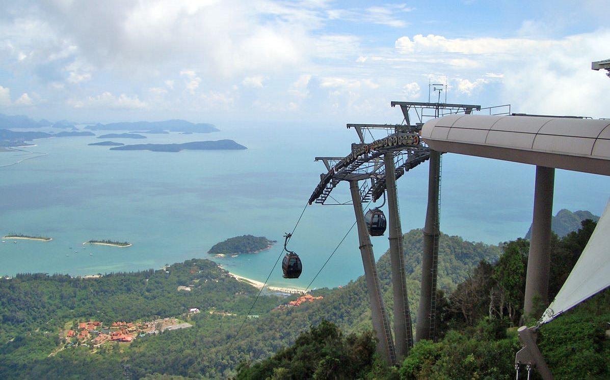 أفضل 5 انشطة في جسر لنكاوي سكاي ماليزيا