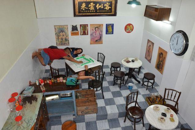 أفضل 3 انشطة في المتحف المقلوب بينانج
