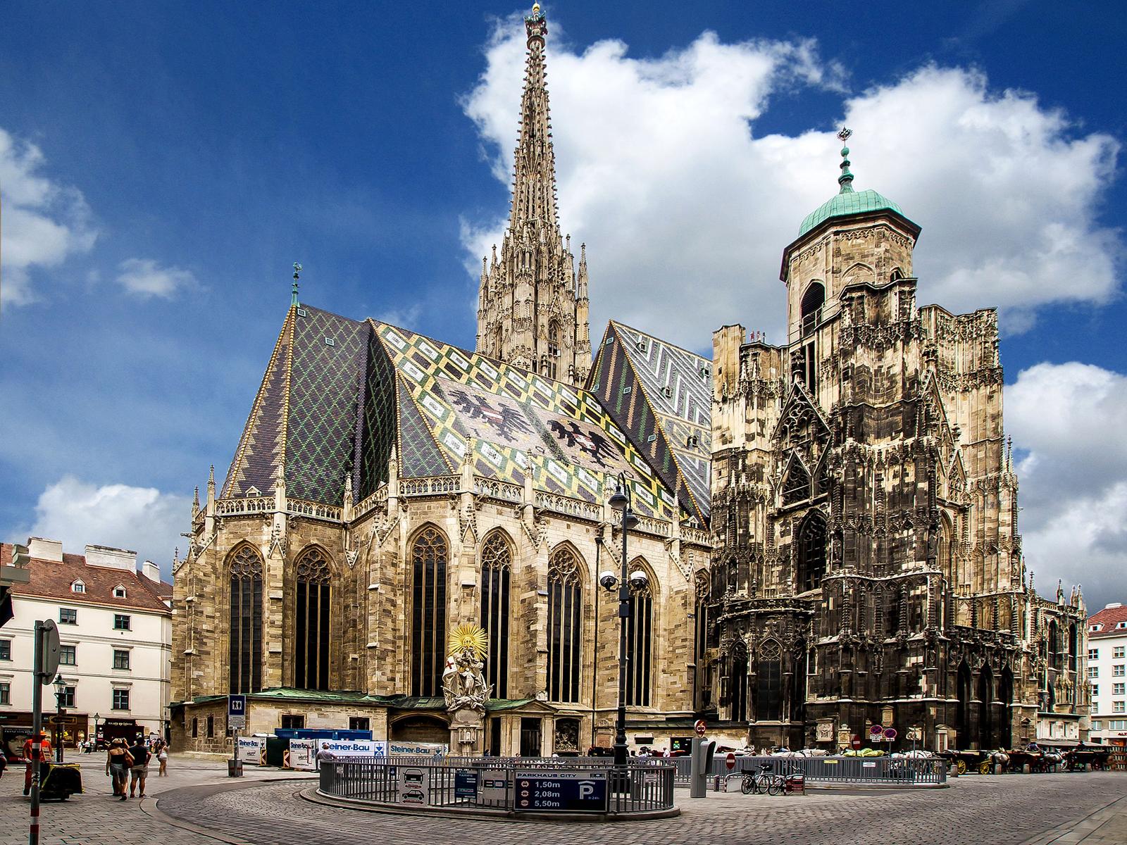 Vienna-Church-St-Stephan