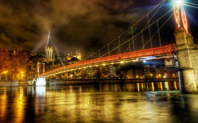 Report on tourist attractions in Lyon