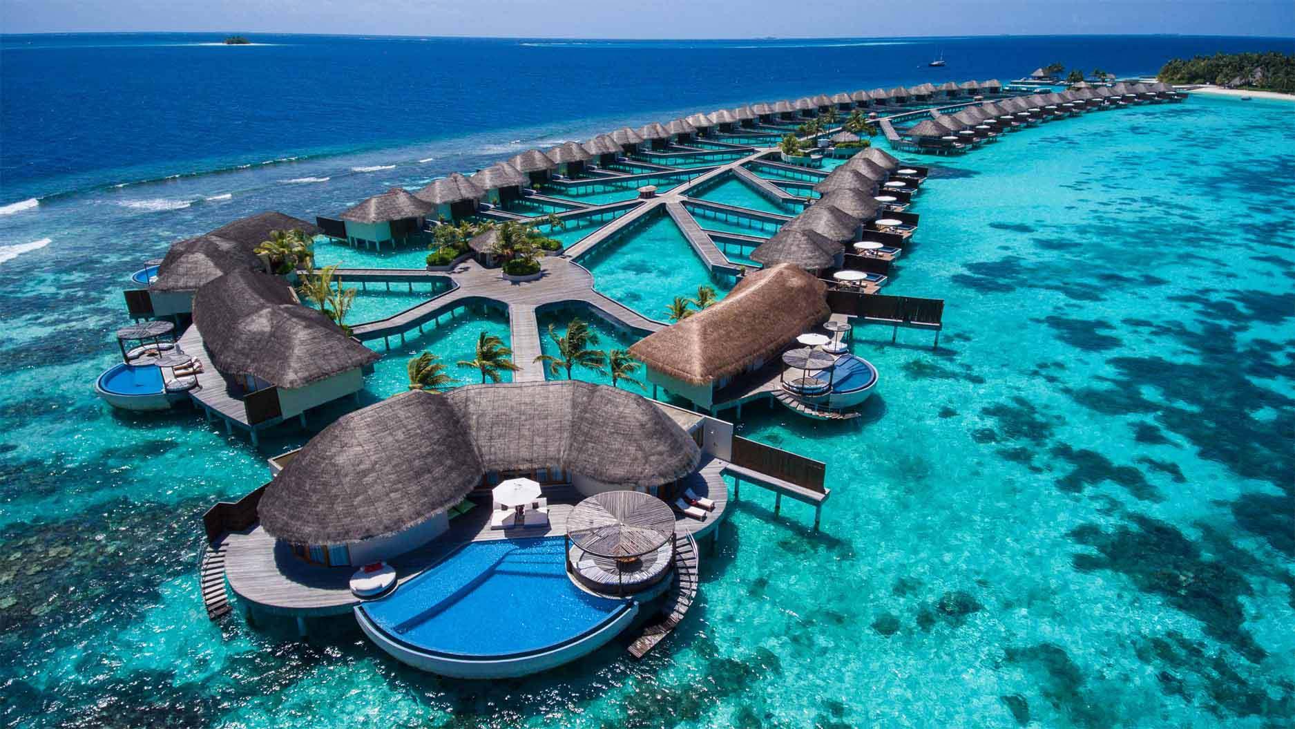 منتجعات اقتصادية في المالديف 2018