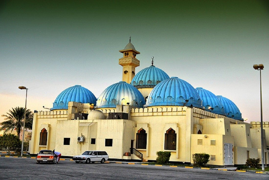 مدينة البديع فى البحرين