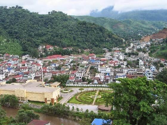 السياحة فى شيانغ راى