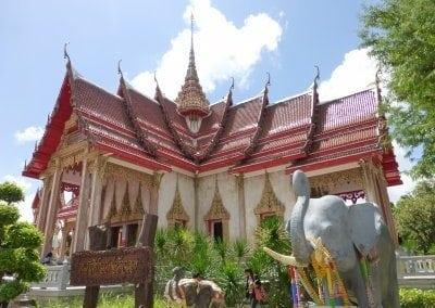 أهم الانشطة السياحية والترفيهيه فى معبد وات تشالونج | معبد وات تشالونج تايلاند