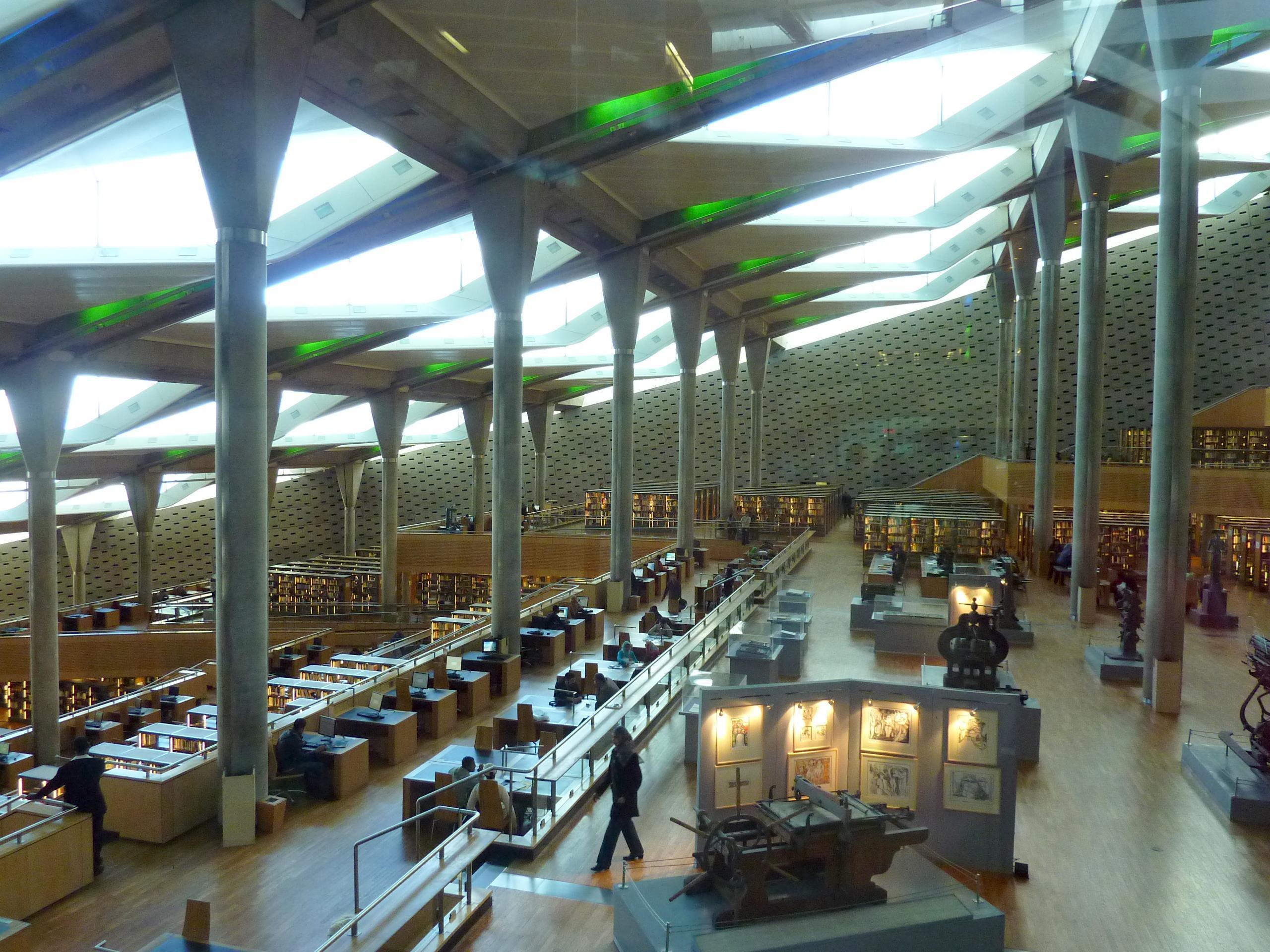 أفضل أنشطة في مكتبة الاسكندرية مصر