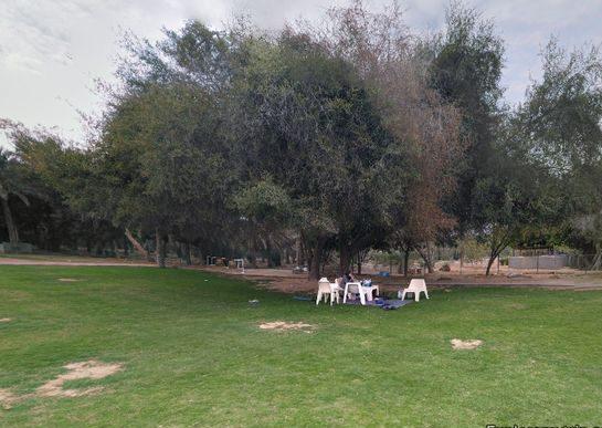 أنشطة في حديقة عين مضب الكبريتية الفجيرة الامارات