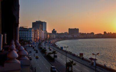 السياحة في الاسكندرية مصر 2018