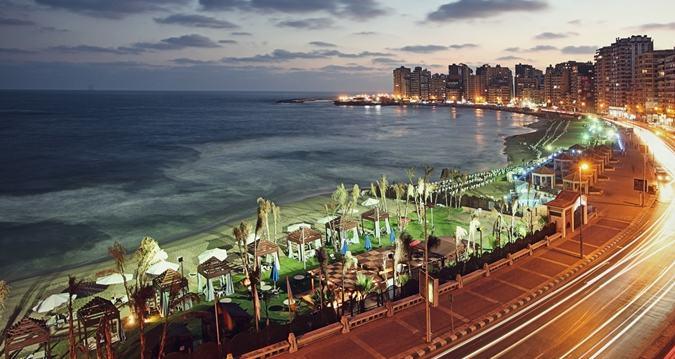 أفضل الاماكن السياحة في الاسكندرية