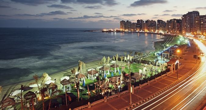 The best tourist places in Alexandria