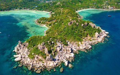 جزيرة كوه تاو تايلاند
