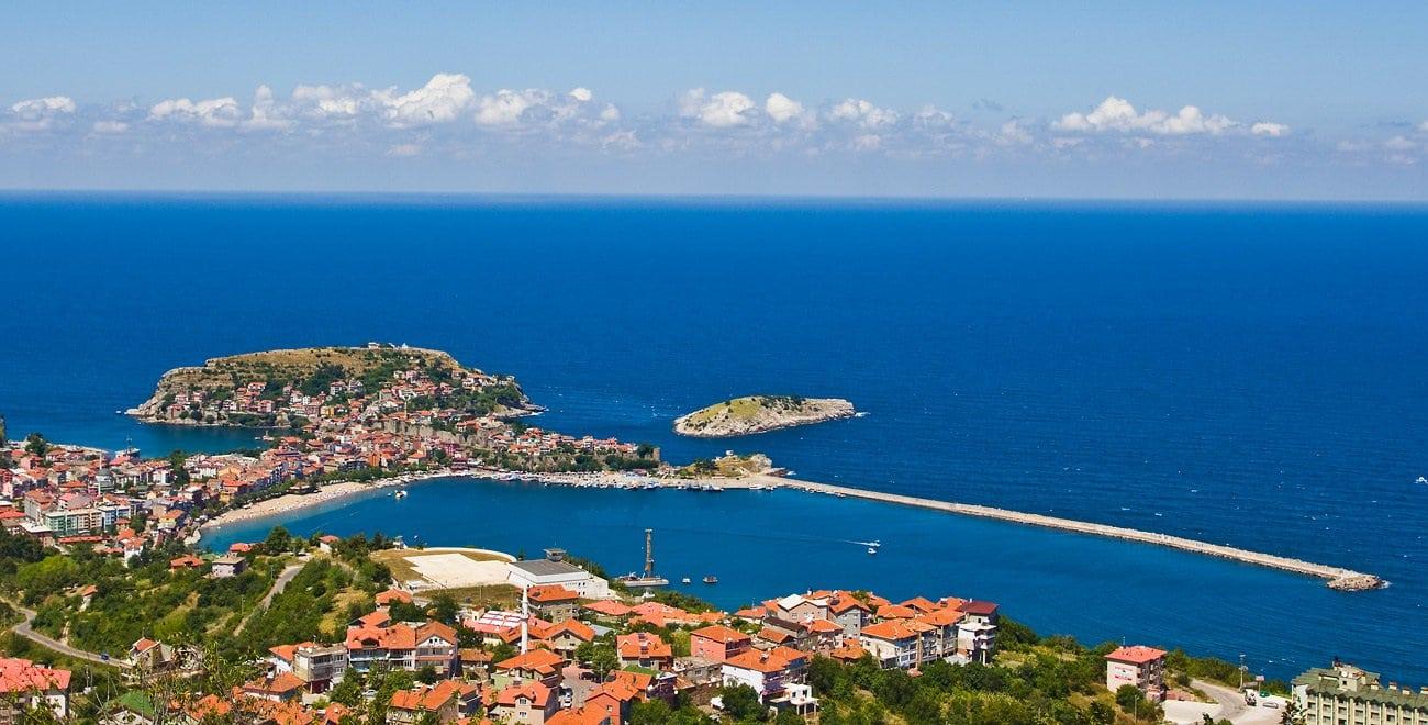 مدينة سينوب تركيا