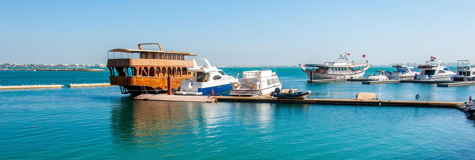السياحة فى قرية مارينا مصر