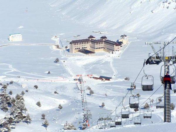 أفضل مدن للسياحة الشتوية في تركيا