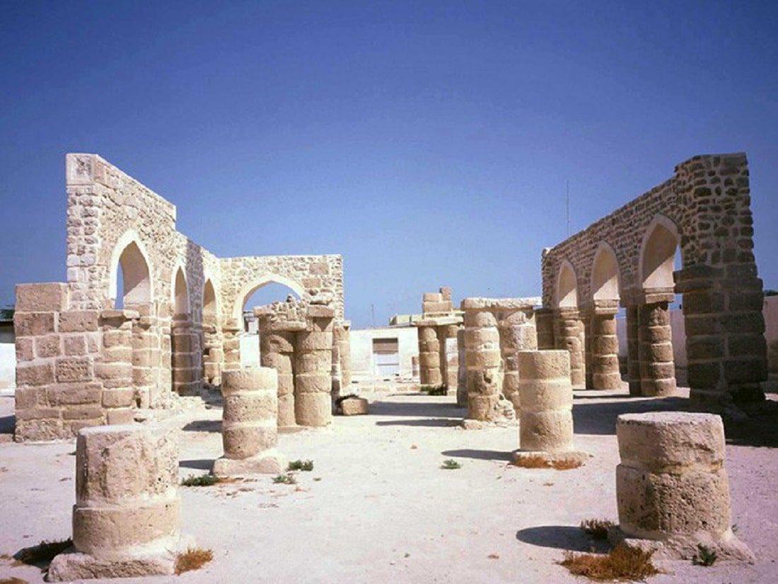حضارة دلمون في البحرين