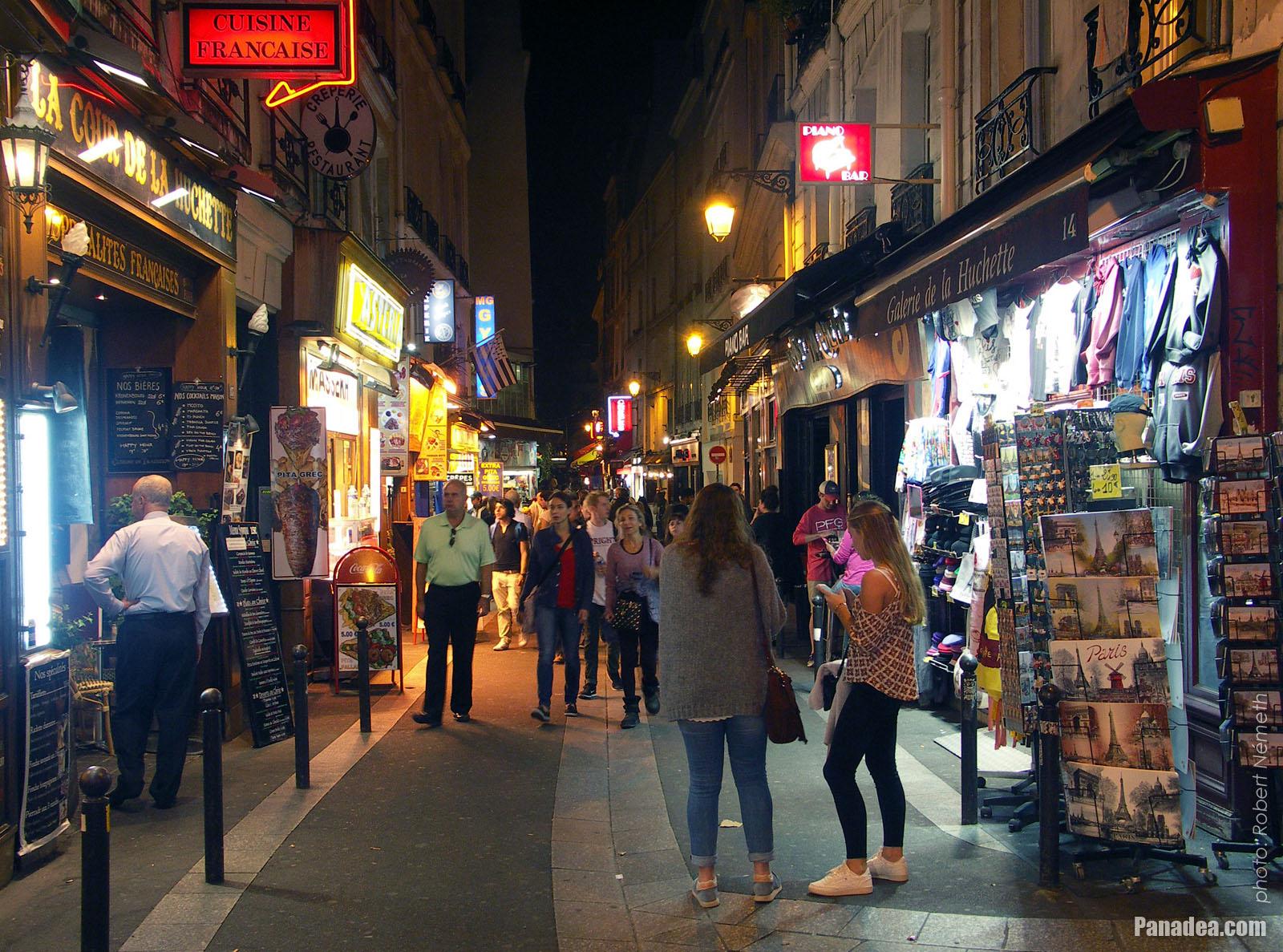 تعرف على الحي اللاتيني باريس