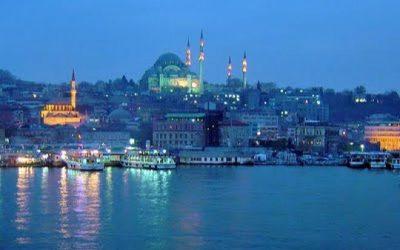 جولة في الاماكن السياحية في اسطنبول