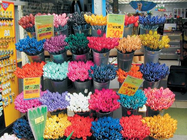 افضل الانشطة فى سوق الزهور في بانكوك