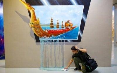 معرض جنة الفن بتايا