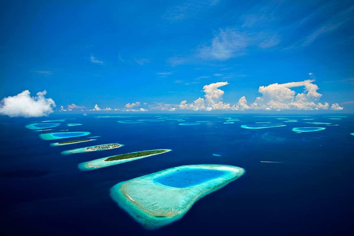 اهم ما تشتهر به جزر المالديف