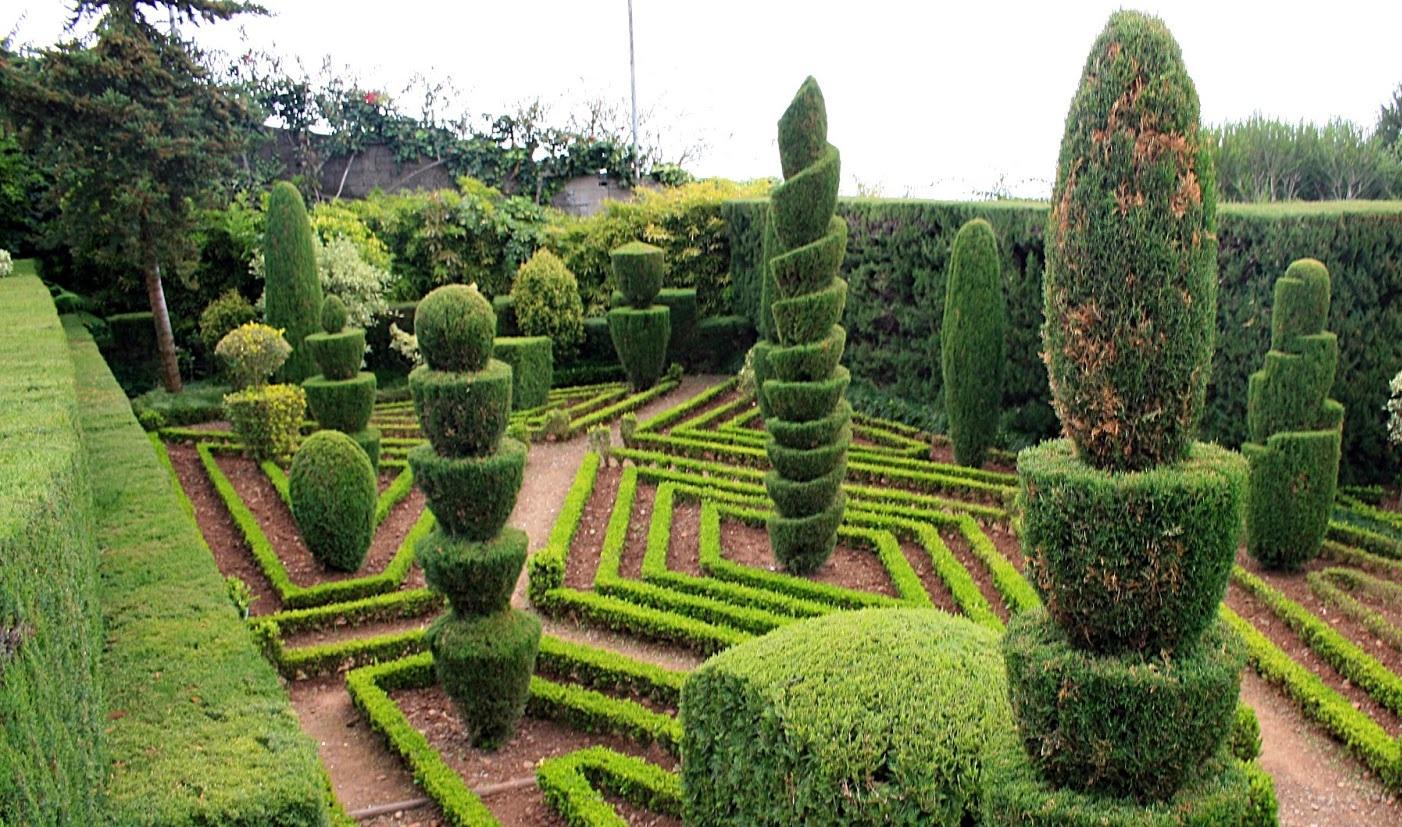 تعرف علي أروع  الحدائق  في أندونيسيا