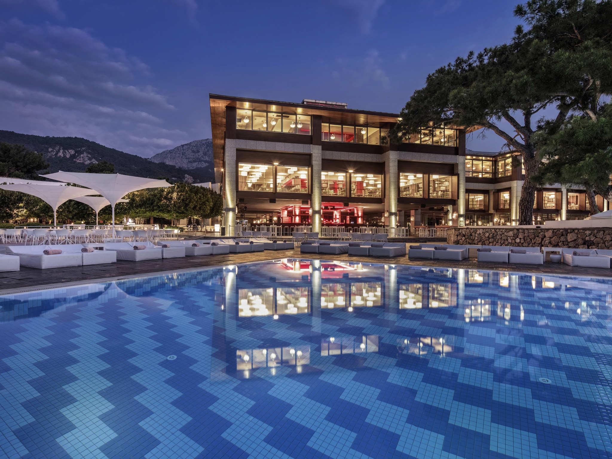 الفنادق المتميزه في كيمر