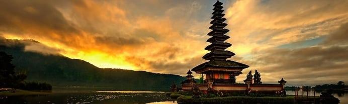 مدينة ميدان بجزيرة سومطرة