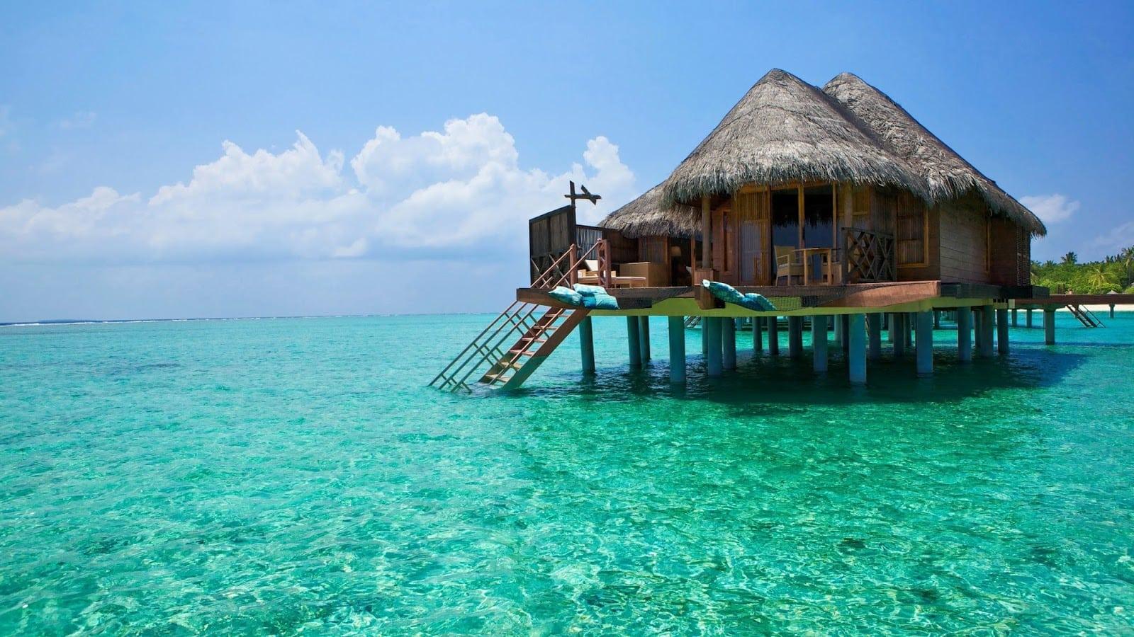 السياحة بداخل منطقة أميد في بالي
