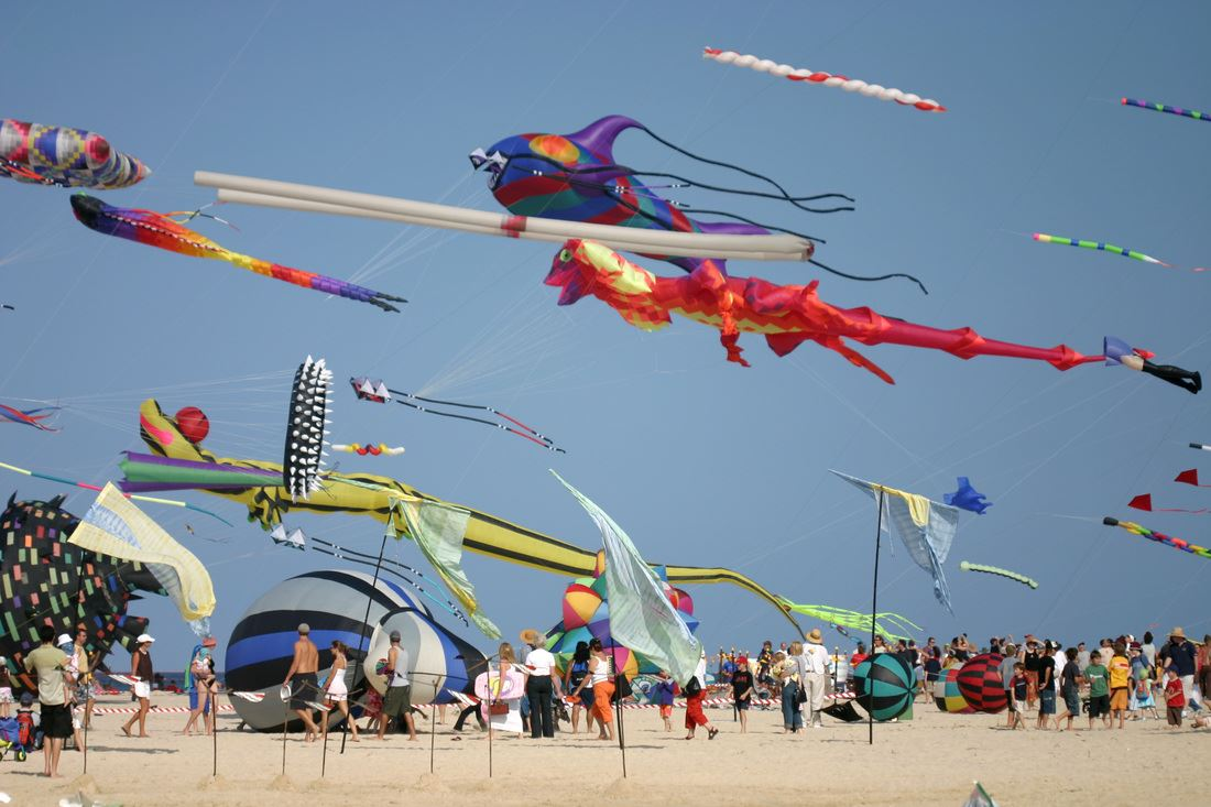 مهرجان الطائرات باندونيسيا
