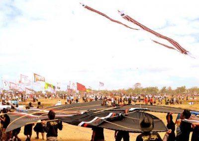مهرجان الطائرات في بالي