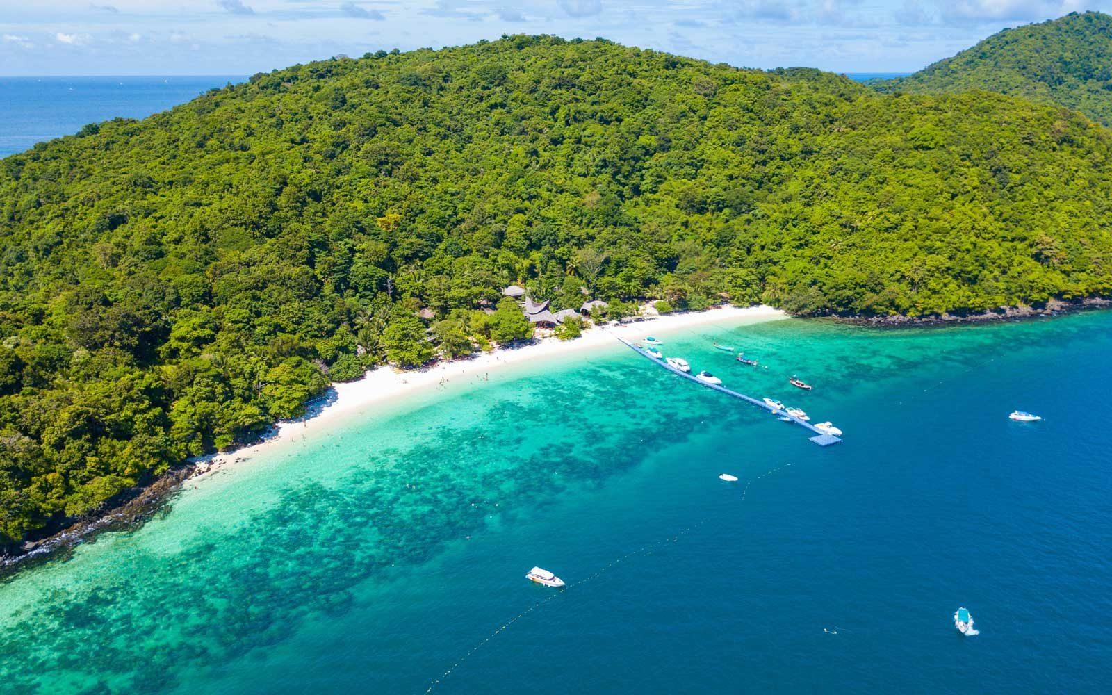 泰国最佳旅游交易
