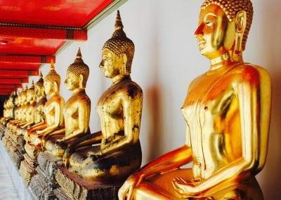 Wat Pho Temple,